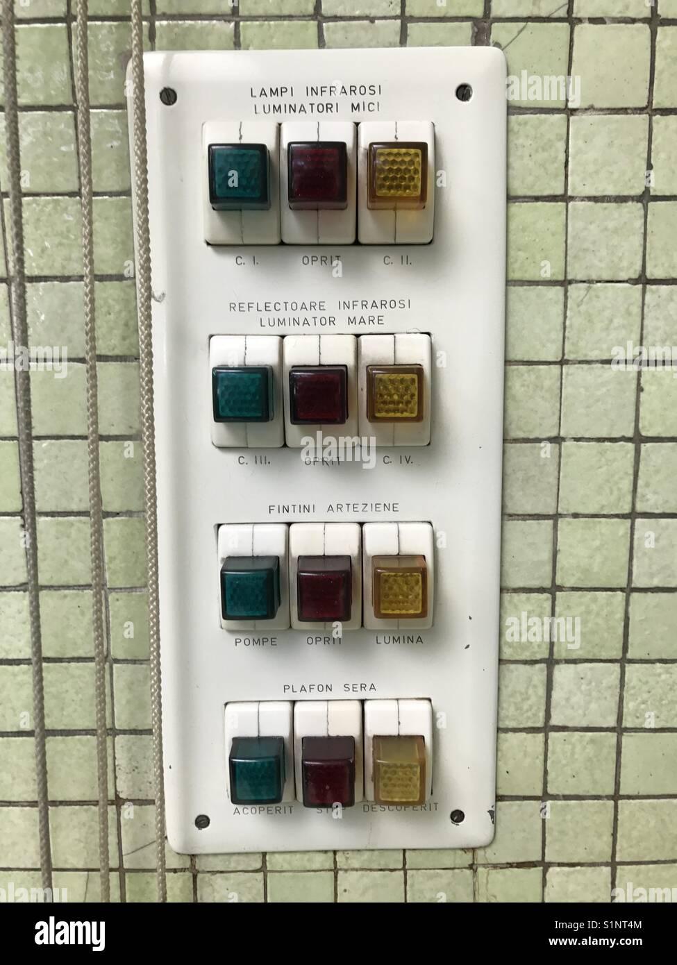 Ungewöhnlich Elektrische Schalter Lieferanten Bilder - Der ...