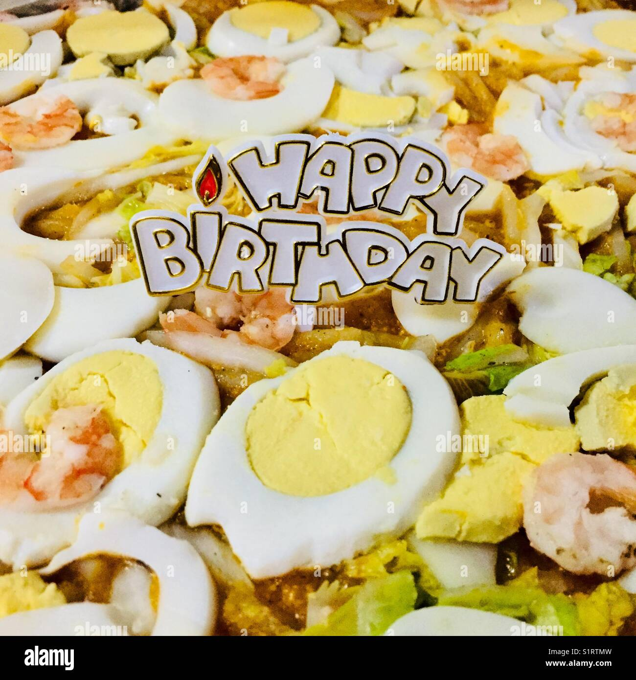 Geburtstag Essen Stockfoto Bild 310925577 Alamy