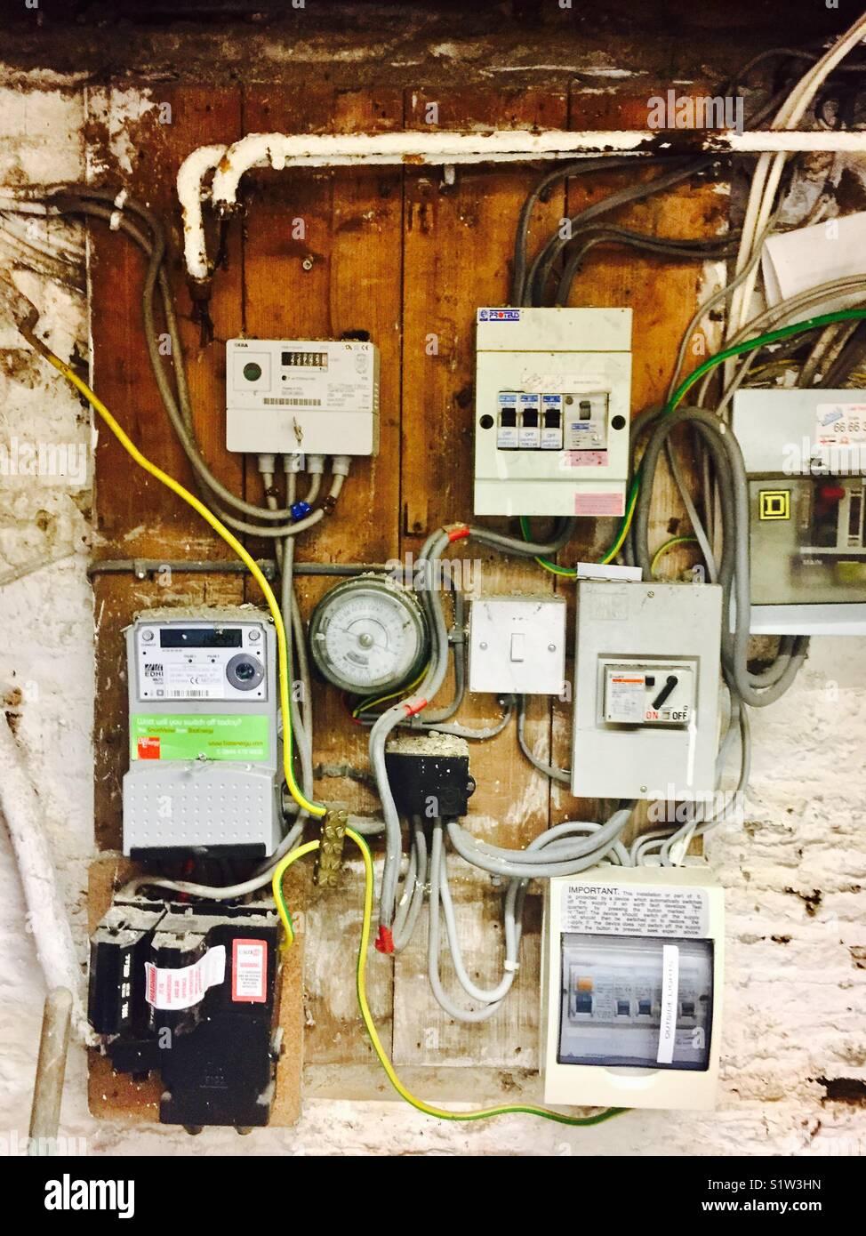 Ungewöhnlich Wie Man Ein Haus Elektrisch Verdrahtet Bilder ...