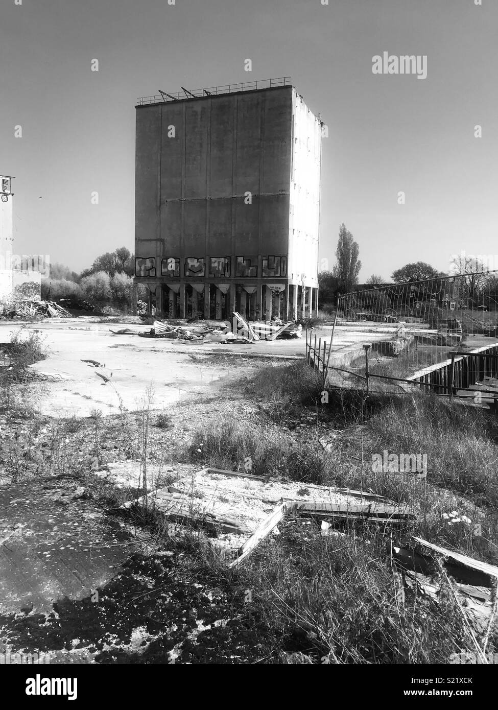 Rochford Mühle Stockbild
