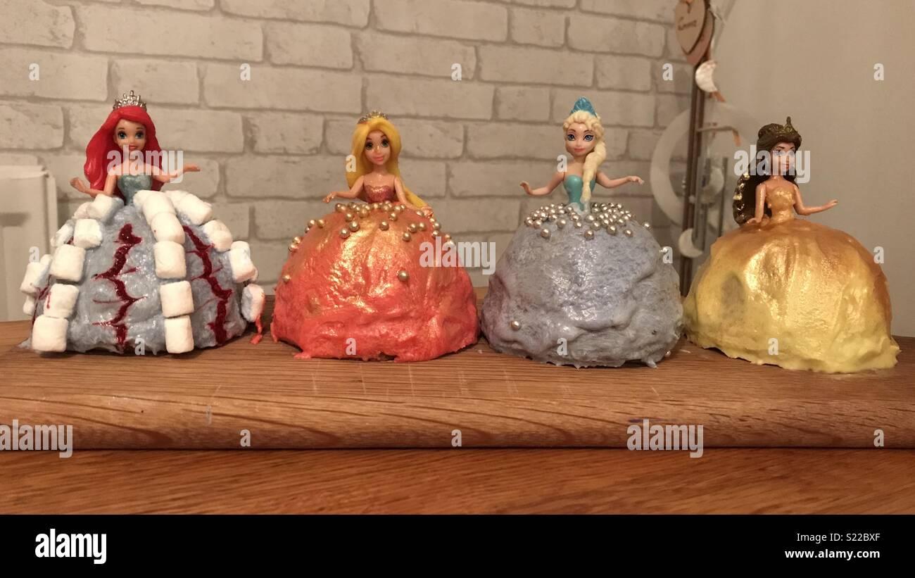 Prinzessin Kuchen Stockfoto Bild 311069207 Alamy