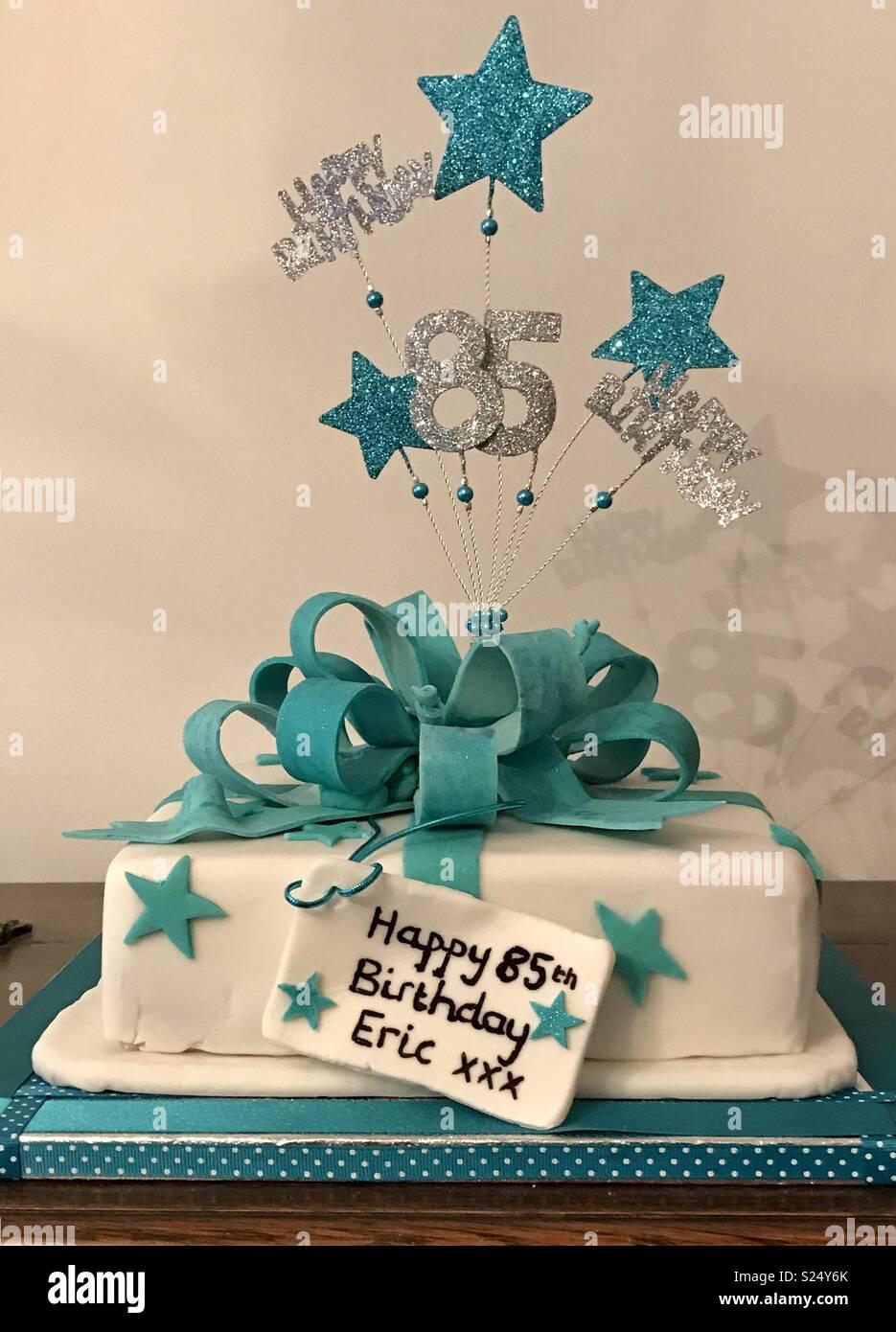85 Feier Geburtstag Kuchen