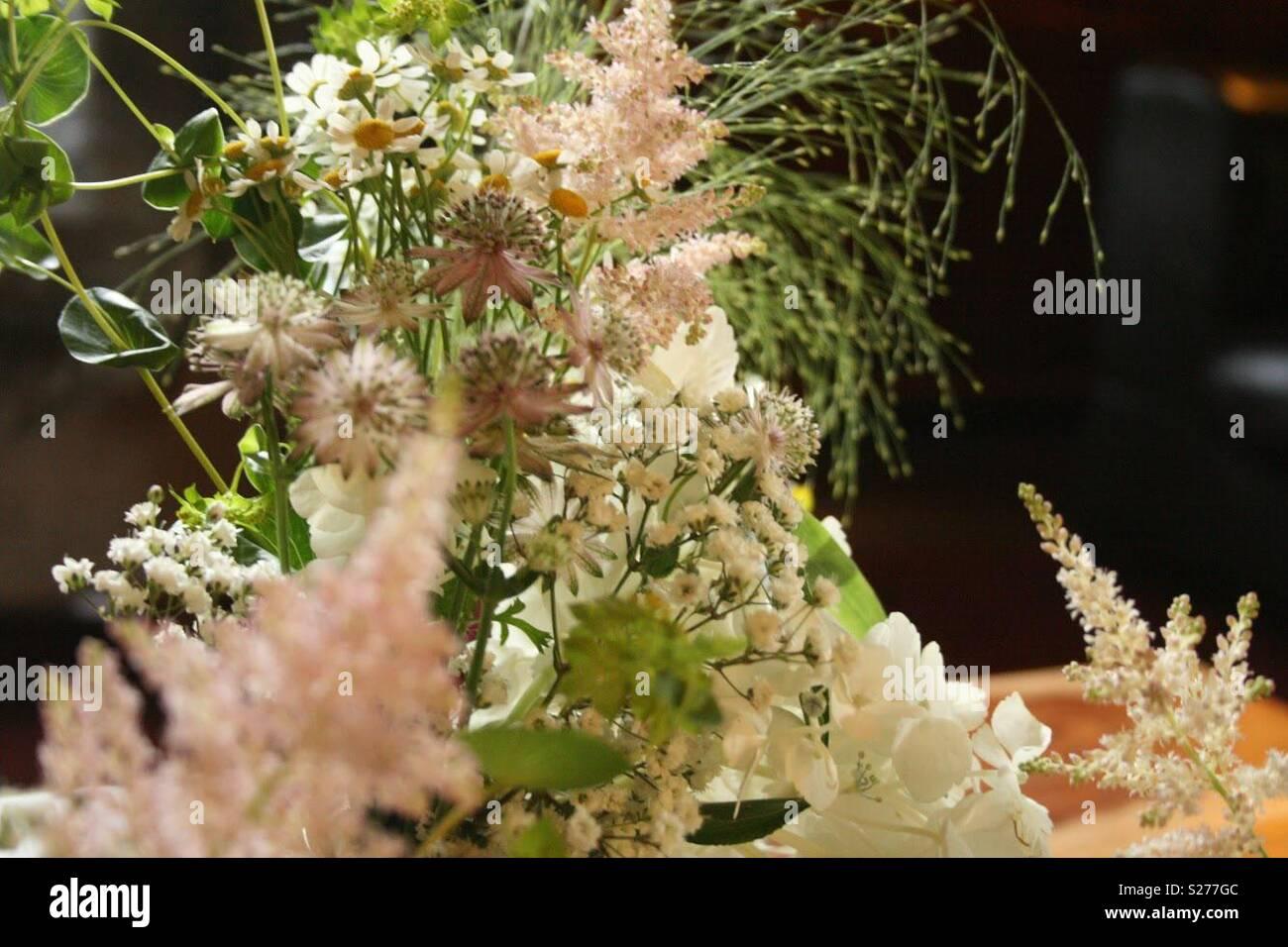Hochzeit Vintage Blumen Stockfoto Bild 311175548 Alamy