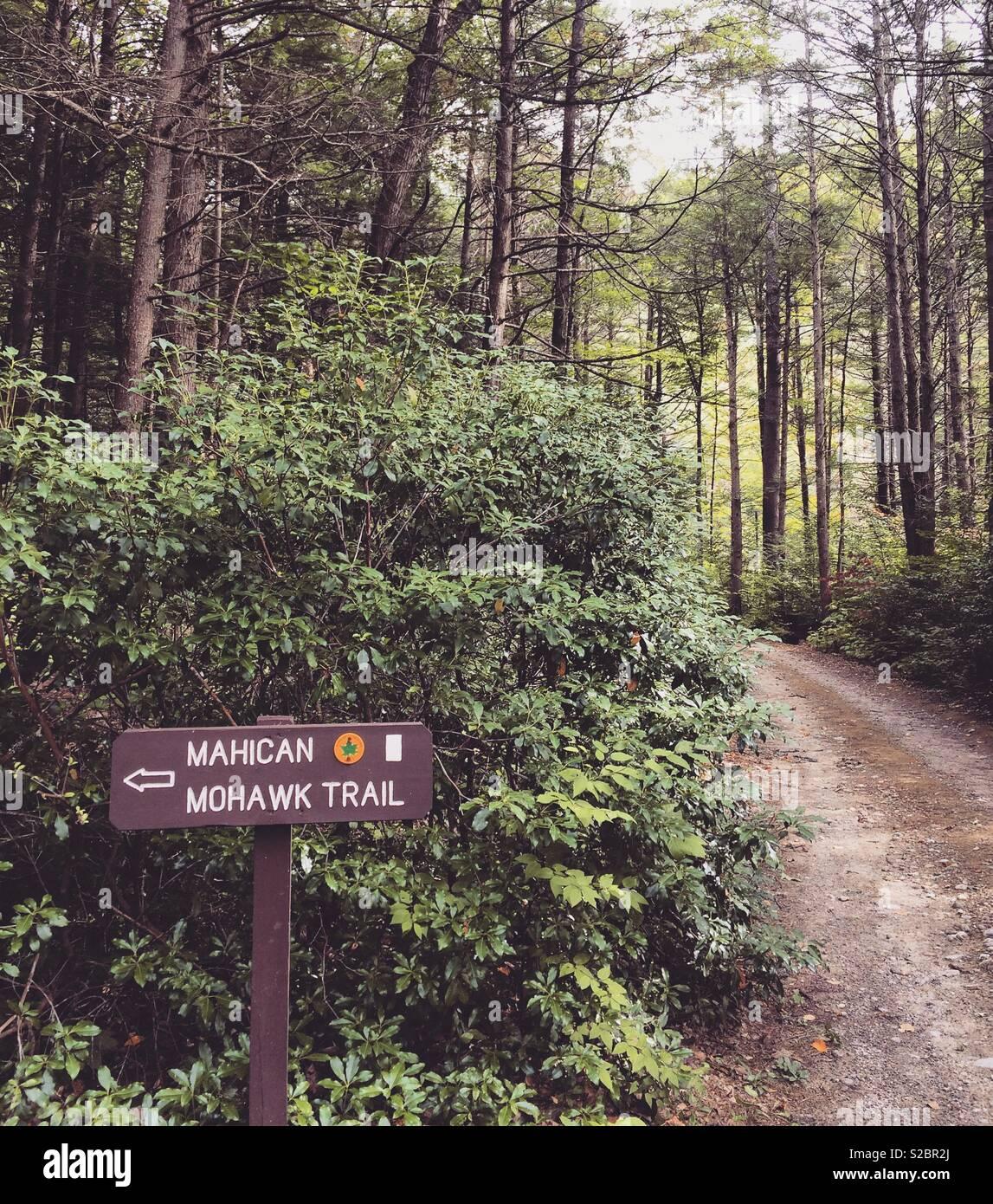 Mohawk Trail Massachusetts Stockfotos und  bilder Kaufen   Alamy