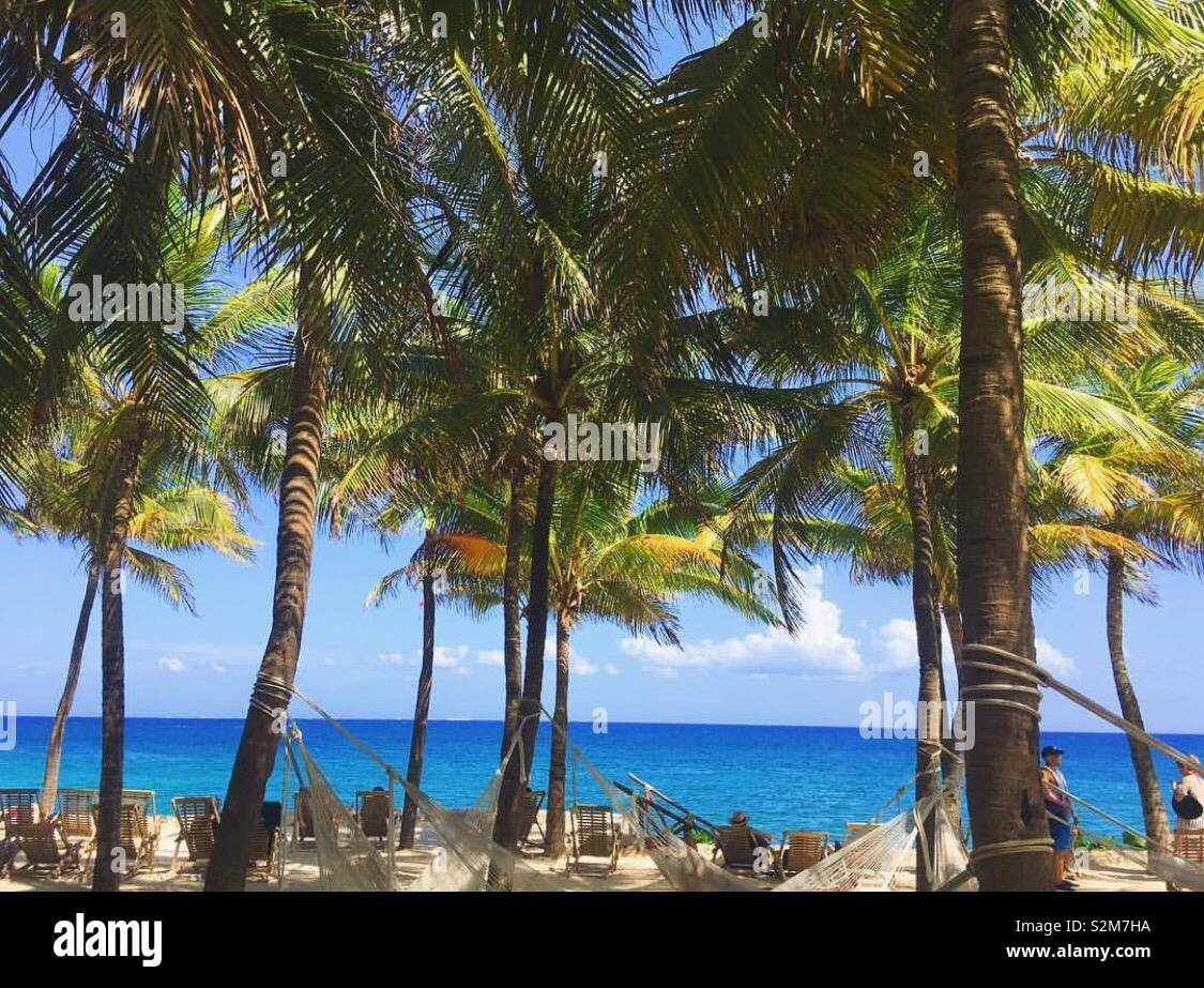 Cancun, Mexiko Stockfoto