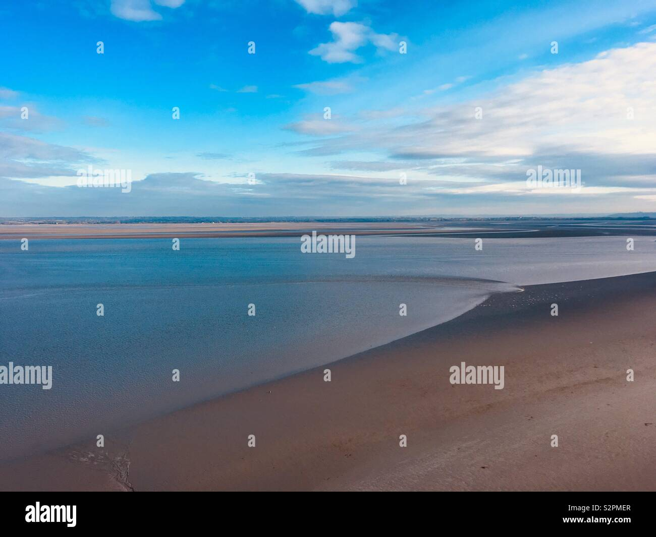 Bucht Stockbild