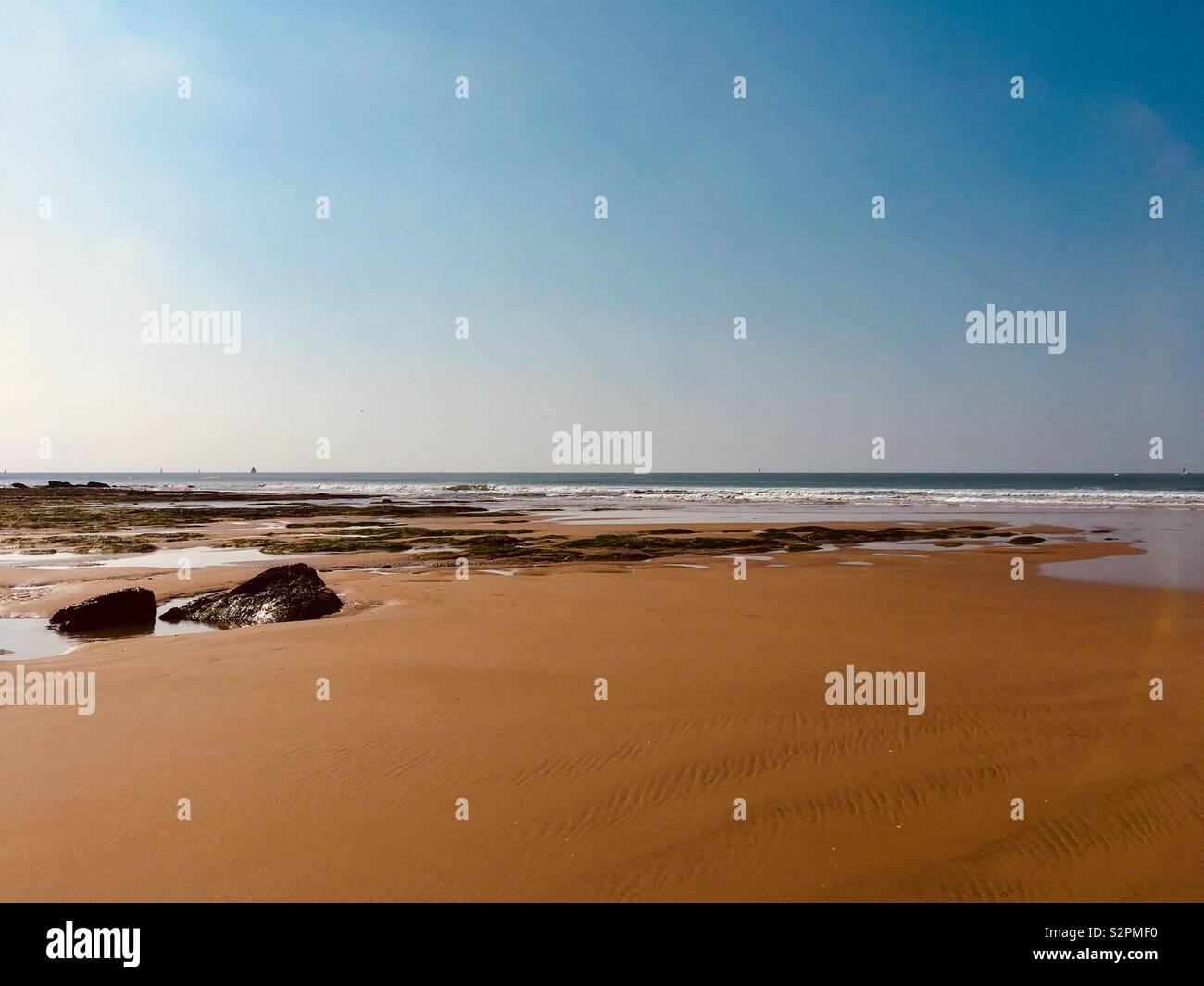 Seashore Stockbild