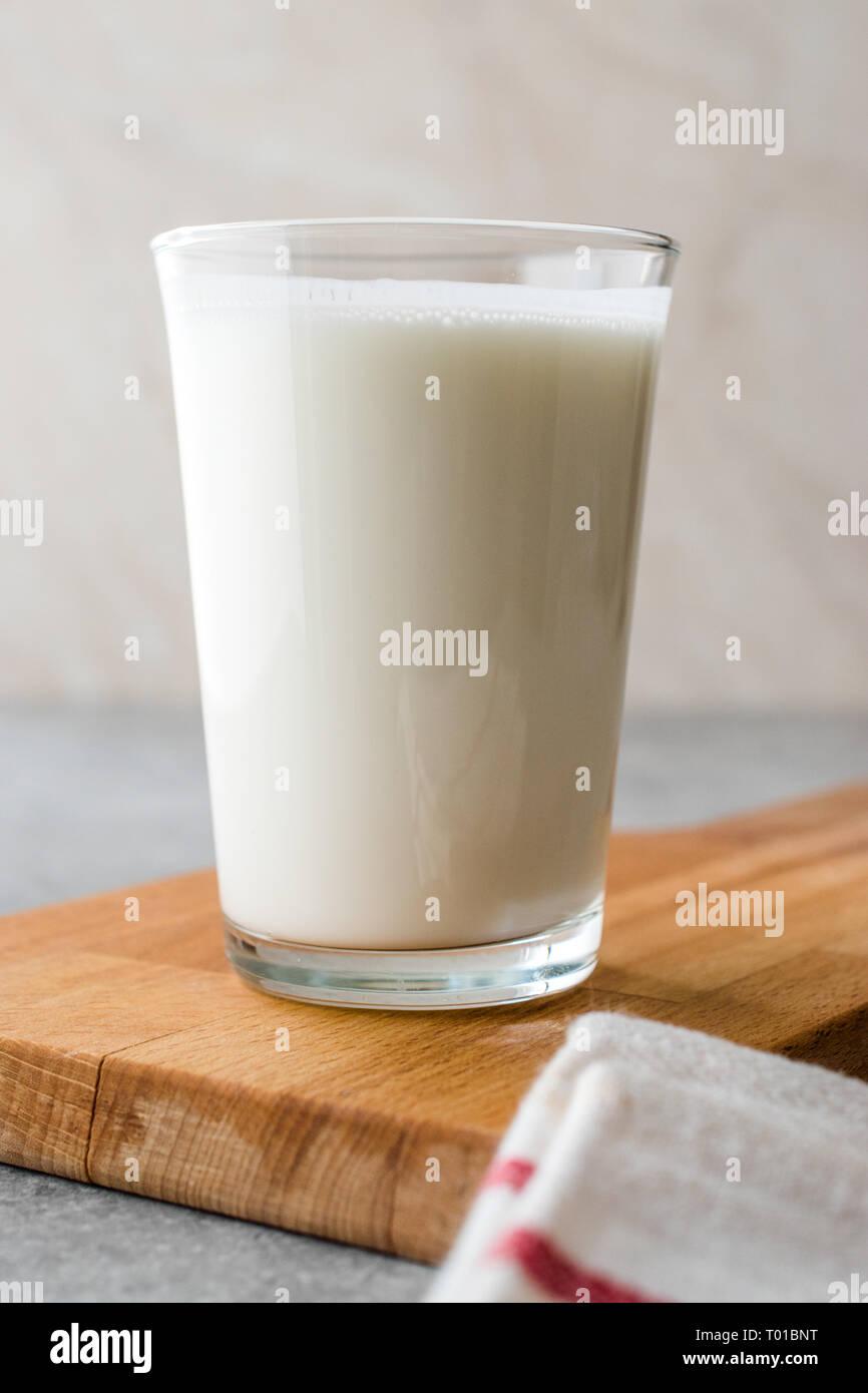kefir oder buttermilch