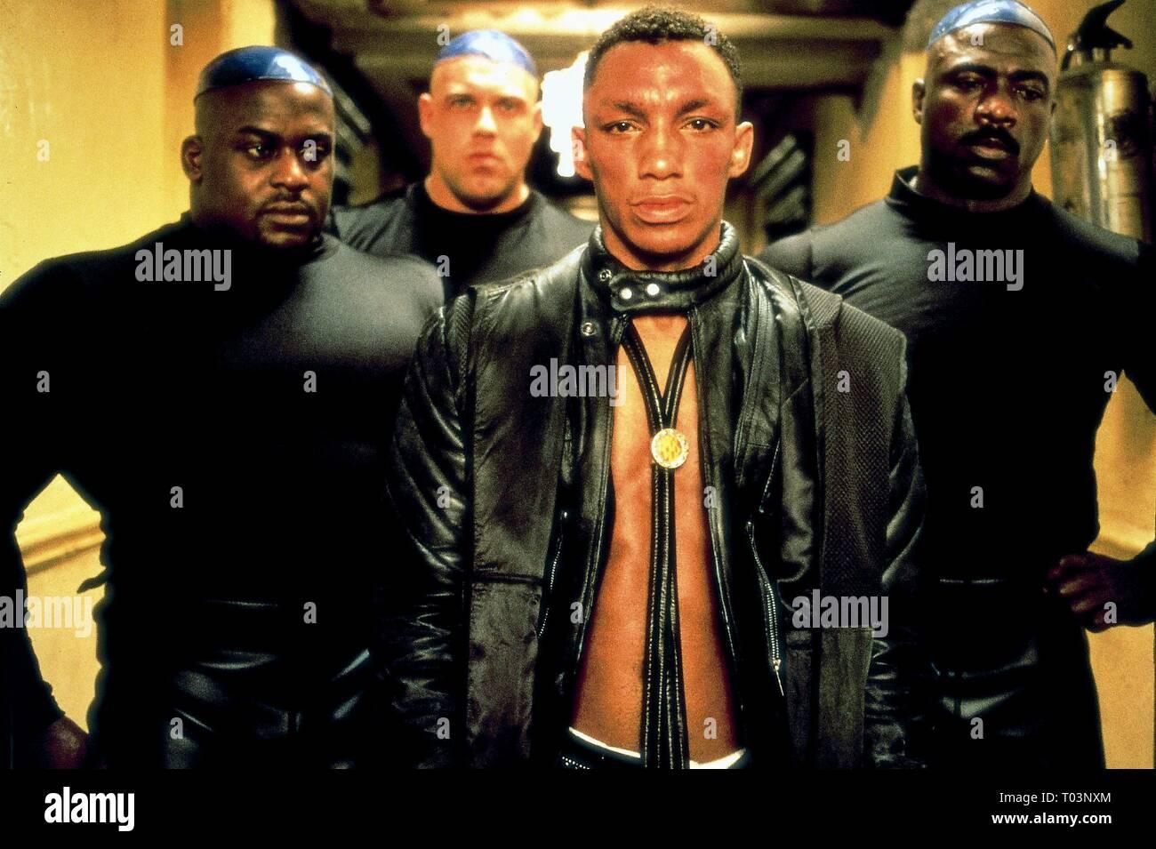 TRICKY, das fünfte Element, 1997 Stockbild