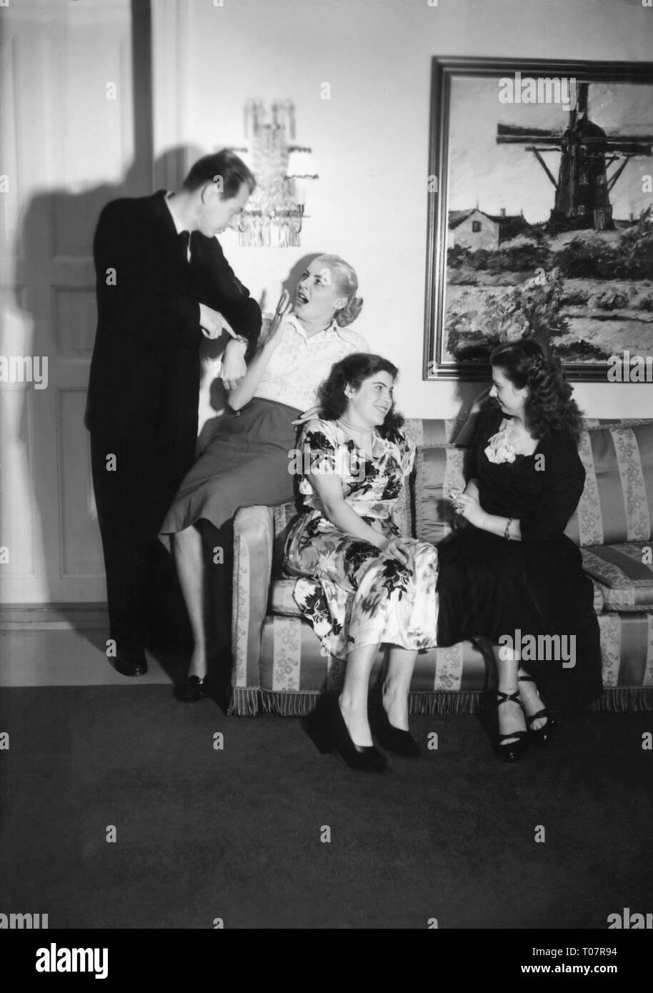 Dating Etikette in den 1950er Jahren