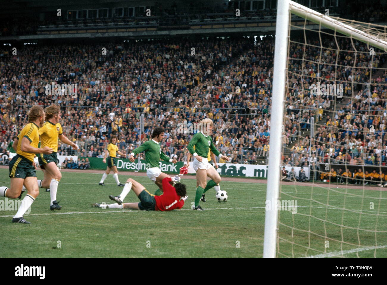 Sport Fussball Weltmeisterschaft Wm 1974 Wm Finale