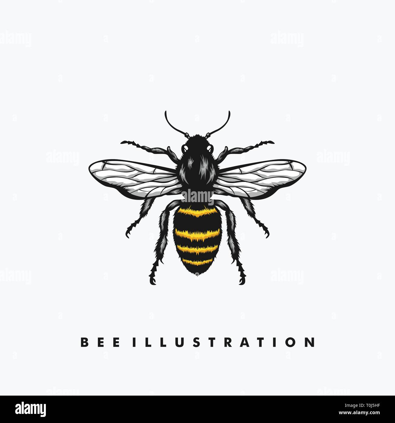 Appli Vorlage Ebook Biene Bee Happy 5