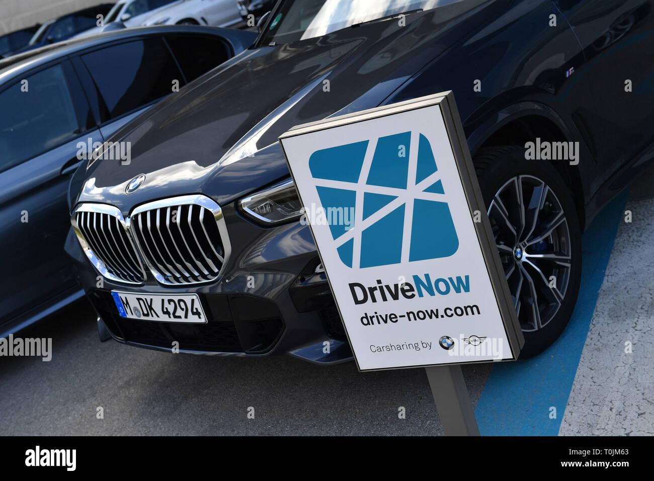 Drive Now Car Stockfotos Drive Now Car Bilder Alamy