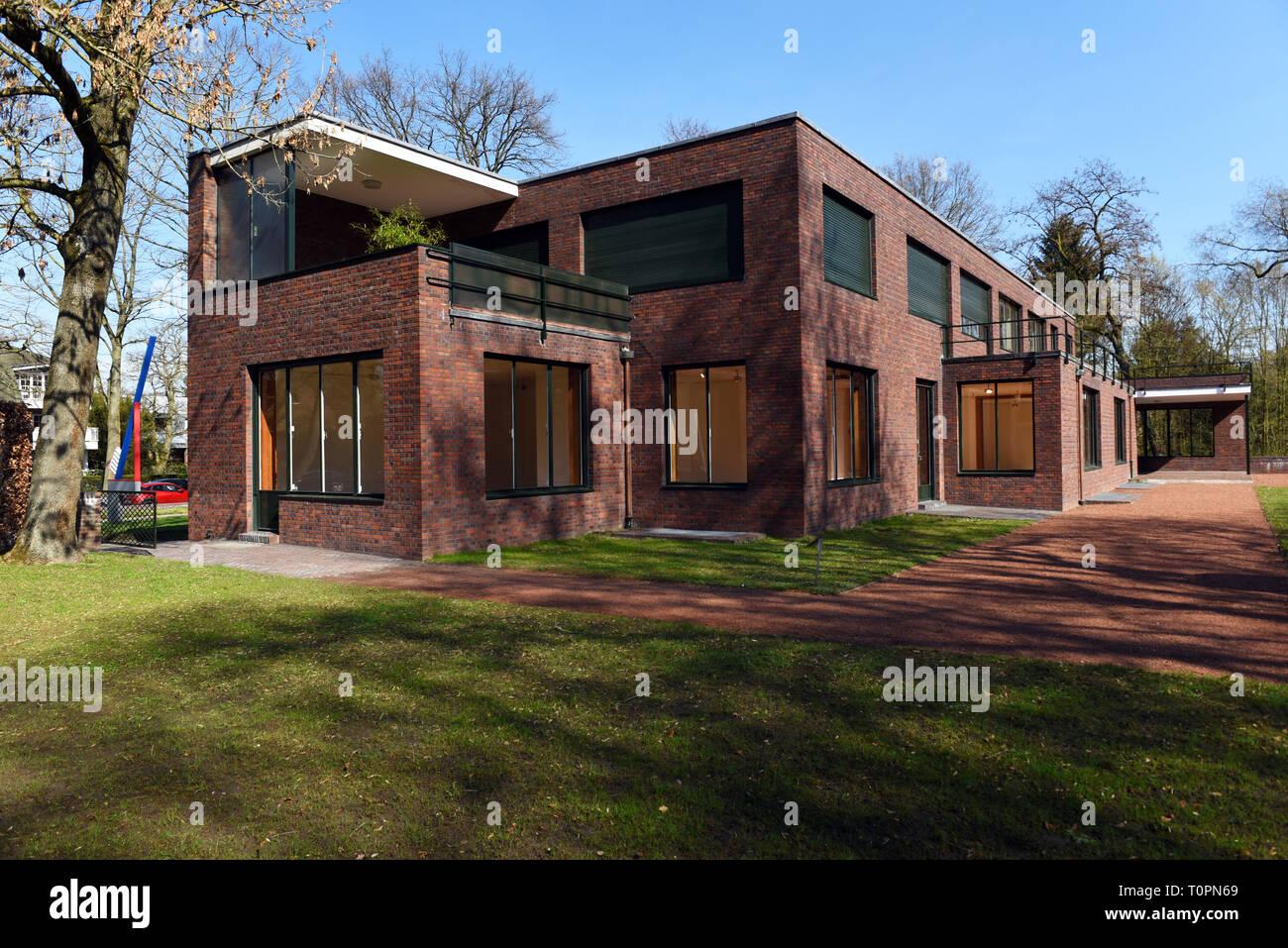 Krefeld Deutschland 21 Mär 2019 Haus Esters Ein Wohnhaus