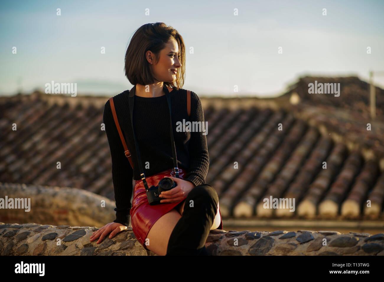 e2318161fb40 Minirock Stockfotos & Minirock Bilder - Seite 2 - Alamy
