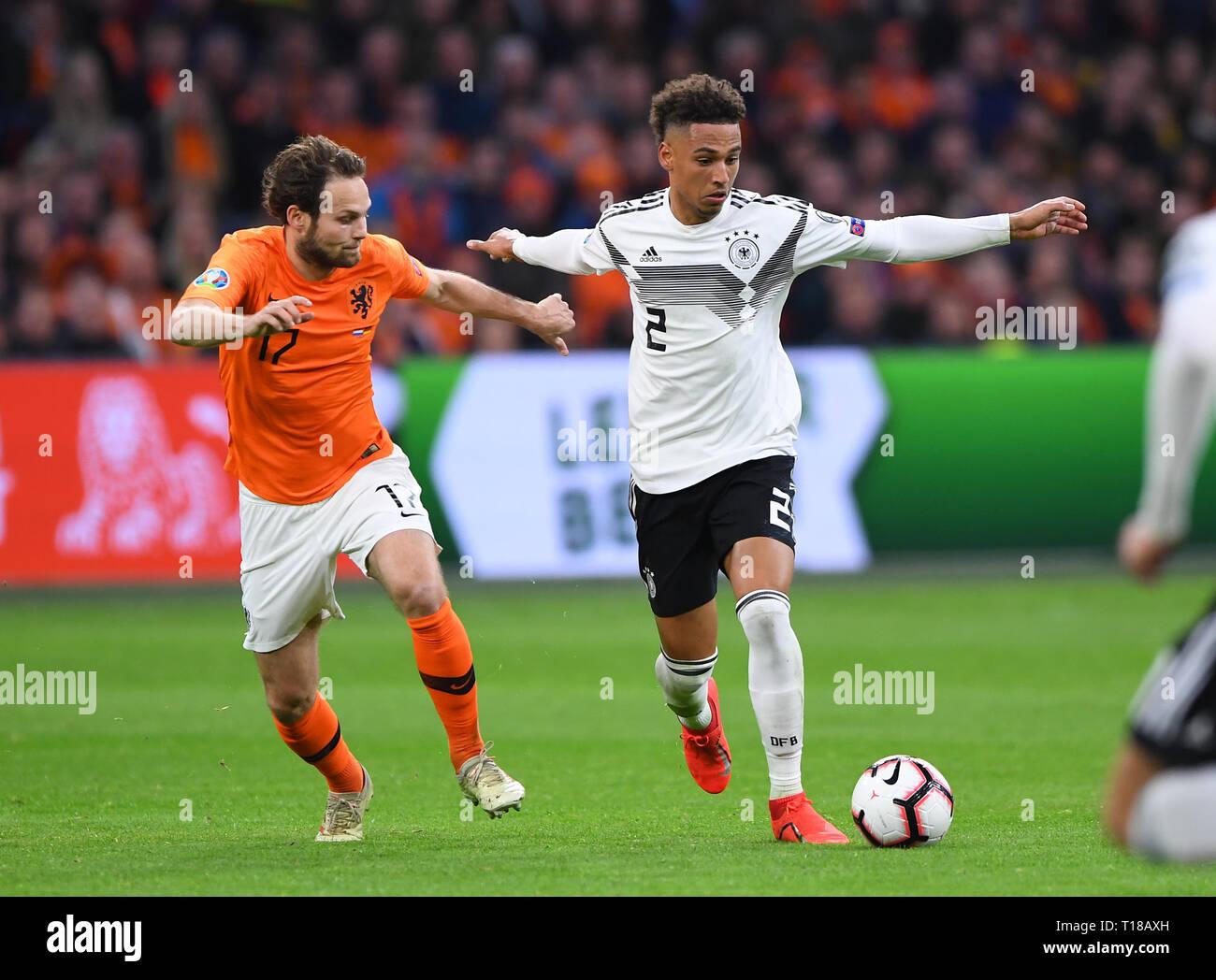 holland gegen deutschland 2019