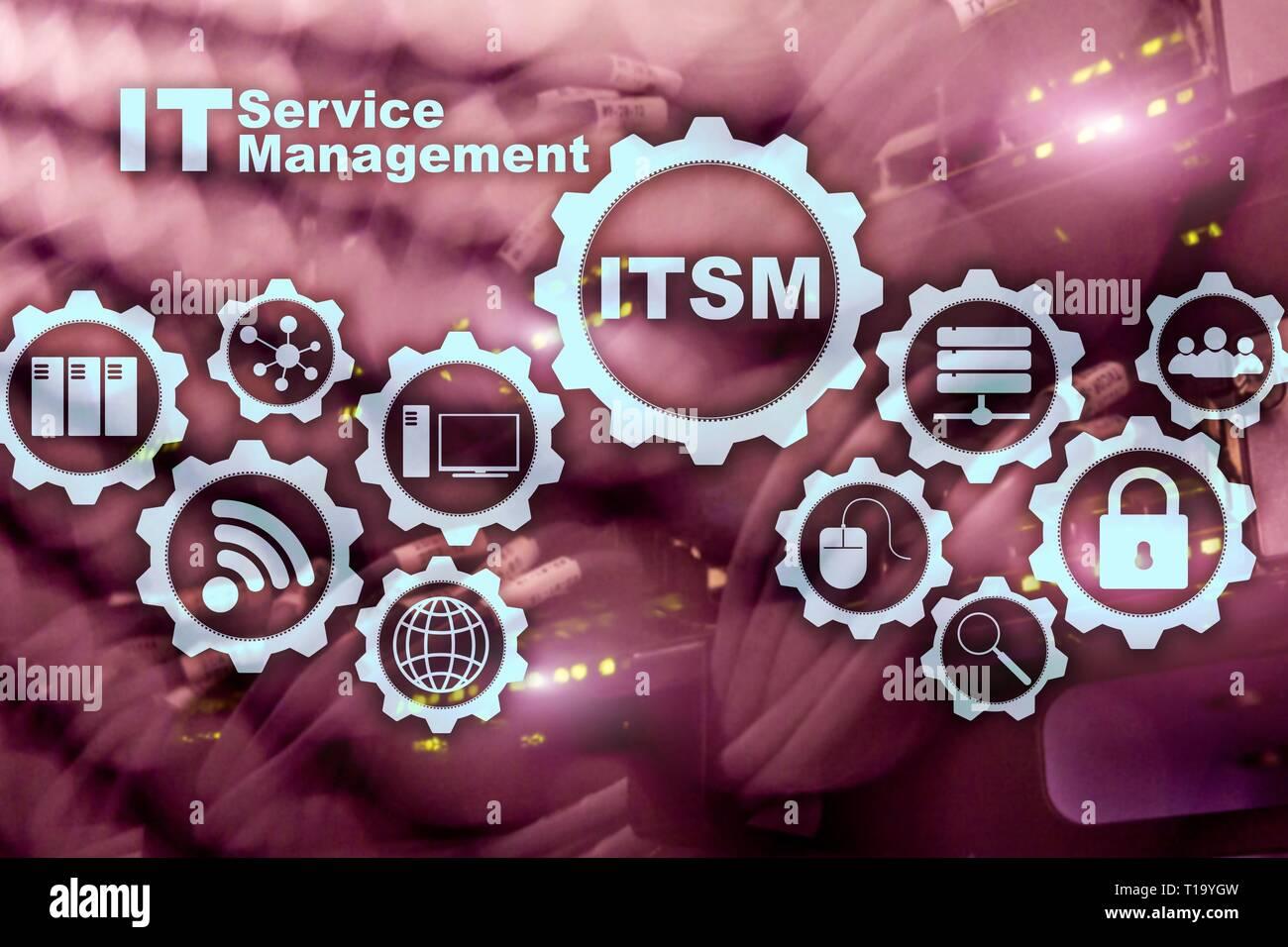 ITSM. IT Service Management. Konzept für Information Technology ...