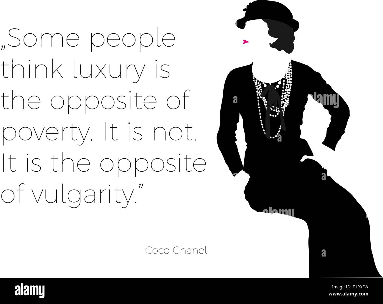 Coco Chanel Stockfotos Coco Chanel Bilder Alamy