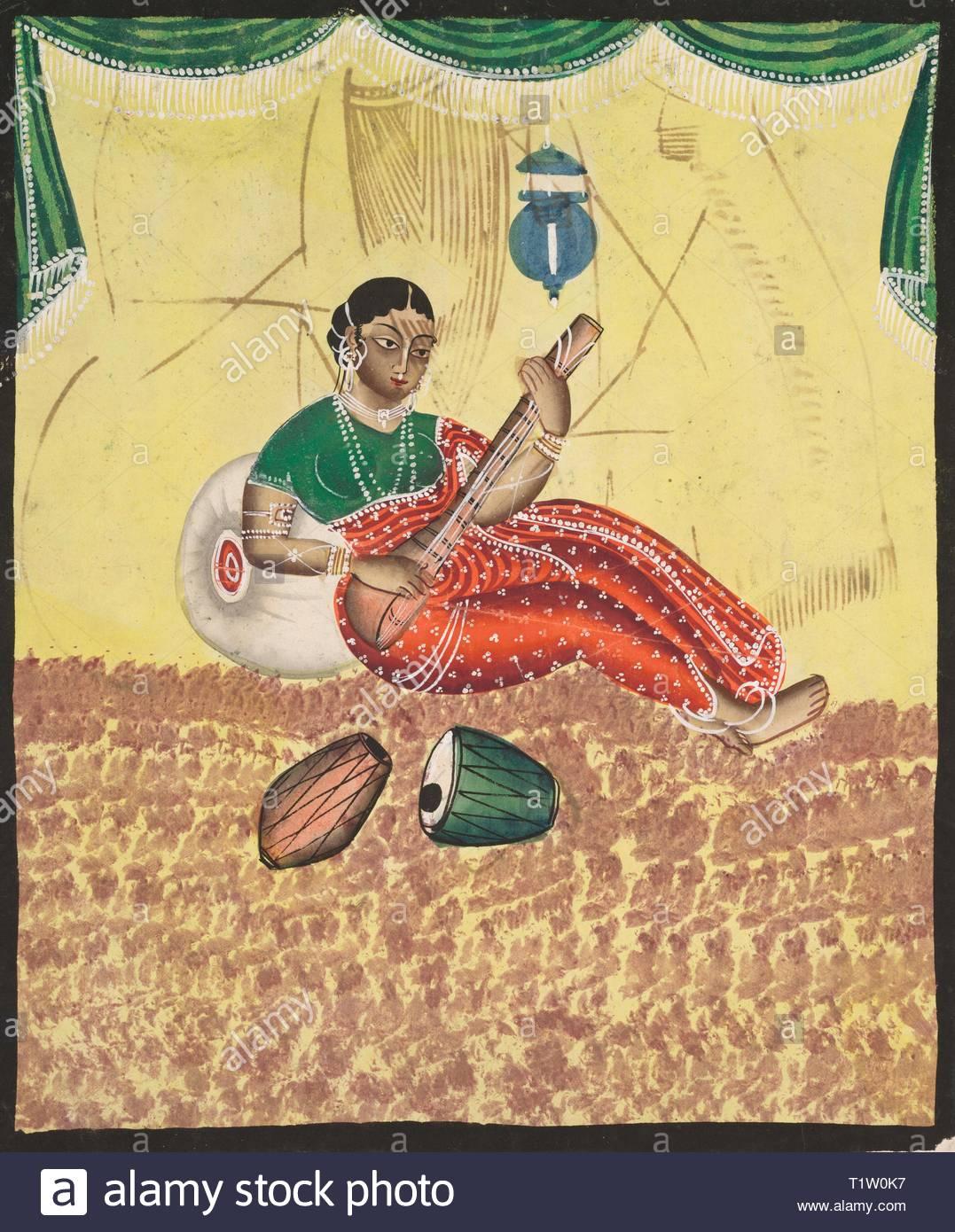 Tinte in Indien