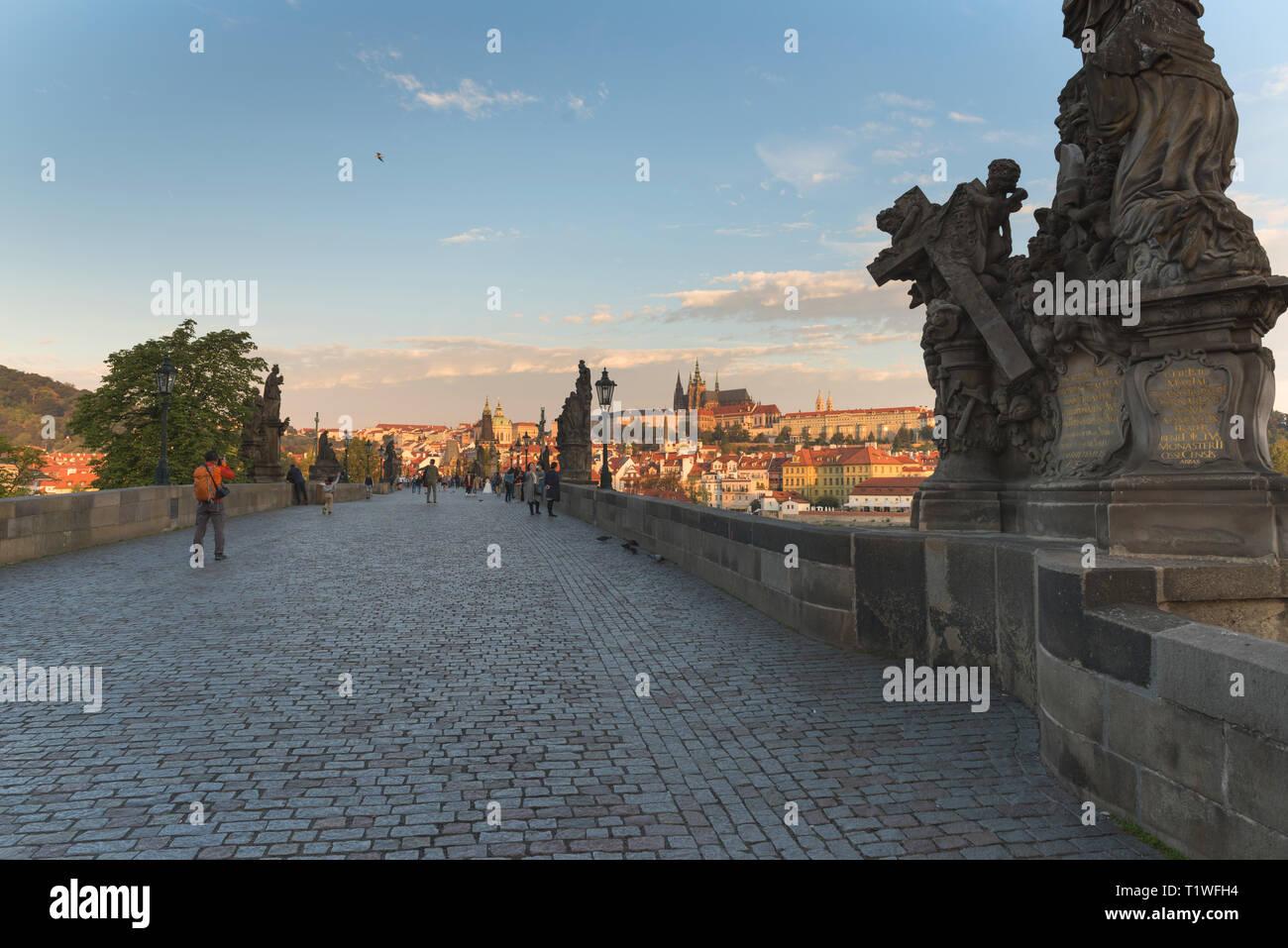 Stätten der Datierung der tschechischen Republik