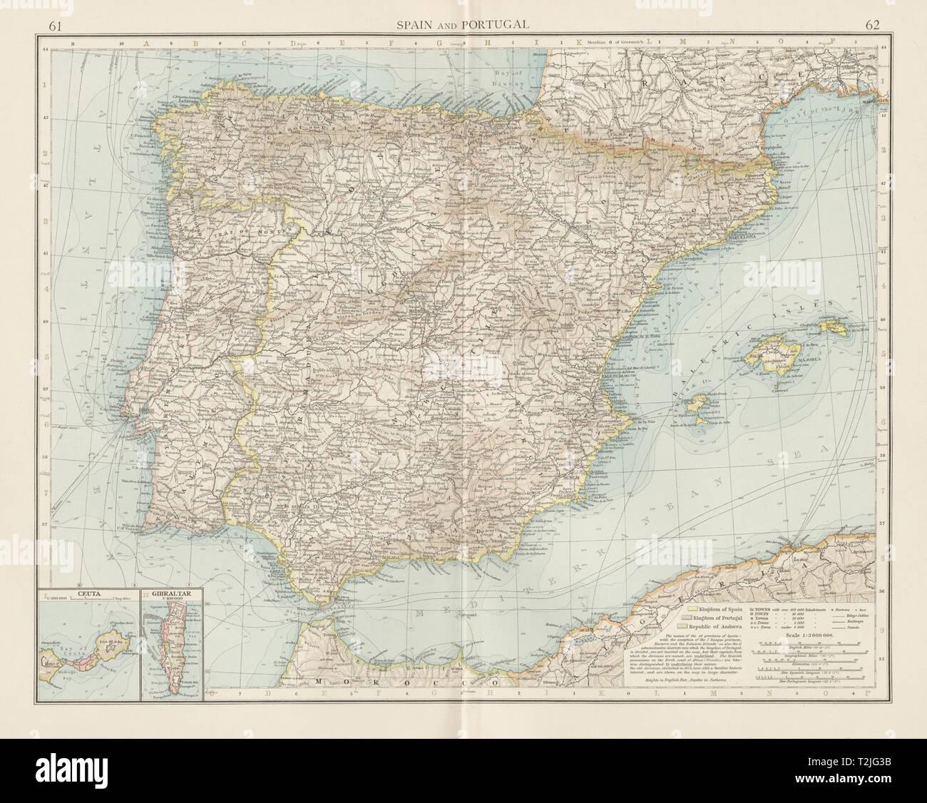 Karte Gibraltar Umgebung.Map 1900 Stockfotos Map 1900 Bilder Seite 5 Alamy