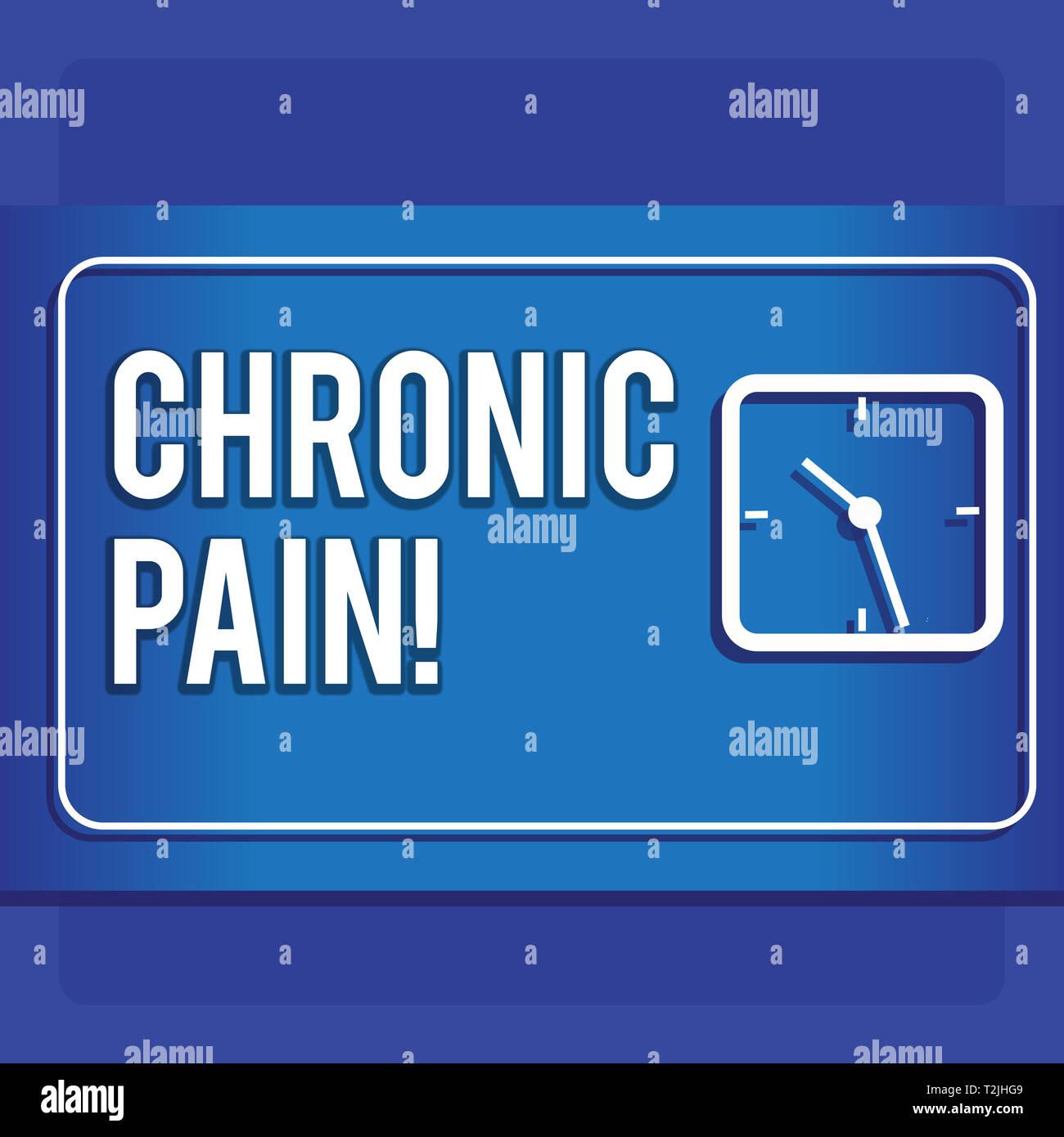 Chronische Schmerzen online datieren