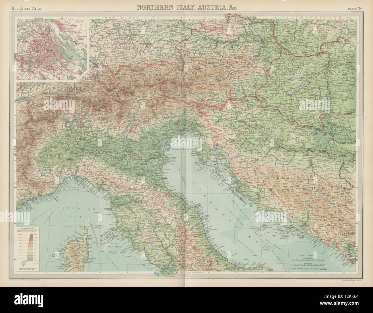 Ex Jugoslawien Karte.Jugoslawien Italien Stockfotos Jugoslawien Italien Bilder Alamy