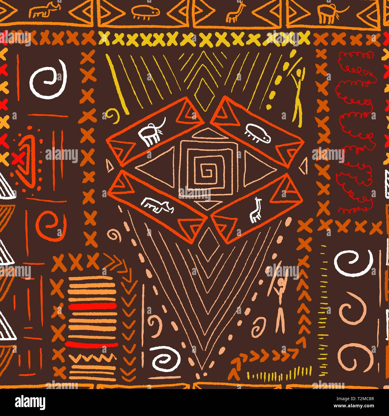 Amazon Com Notizbuch Afrika Karte Africa 10 2