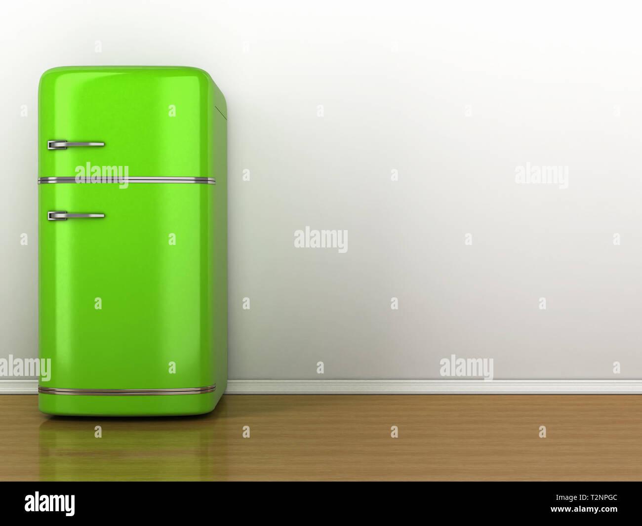 Retro Kühlschrank : Bild von retro kühlschrank stockfoto bild: 242653164 alamy