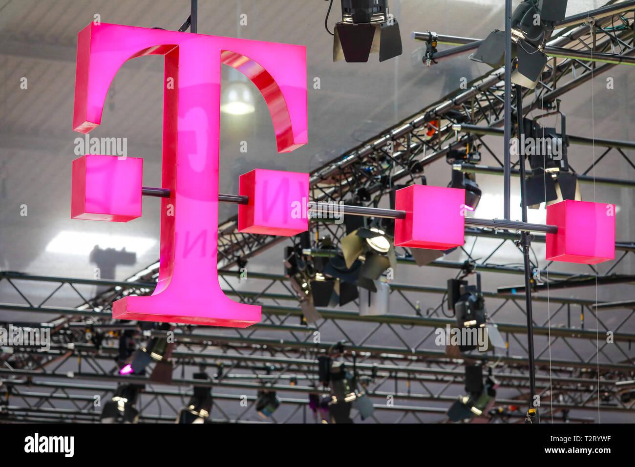 Telekom Logo Stockfotos Telekom Logo Bilder Alamy