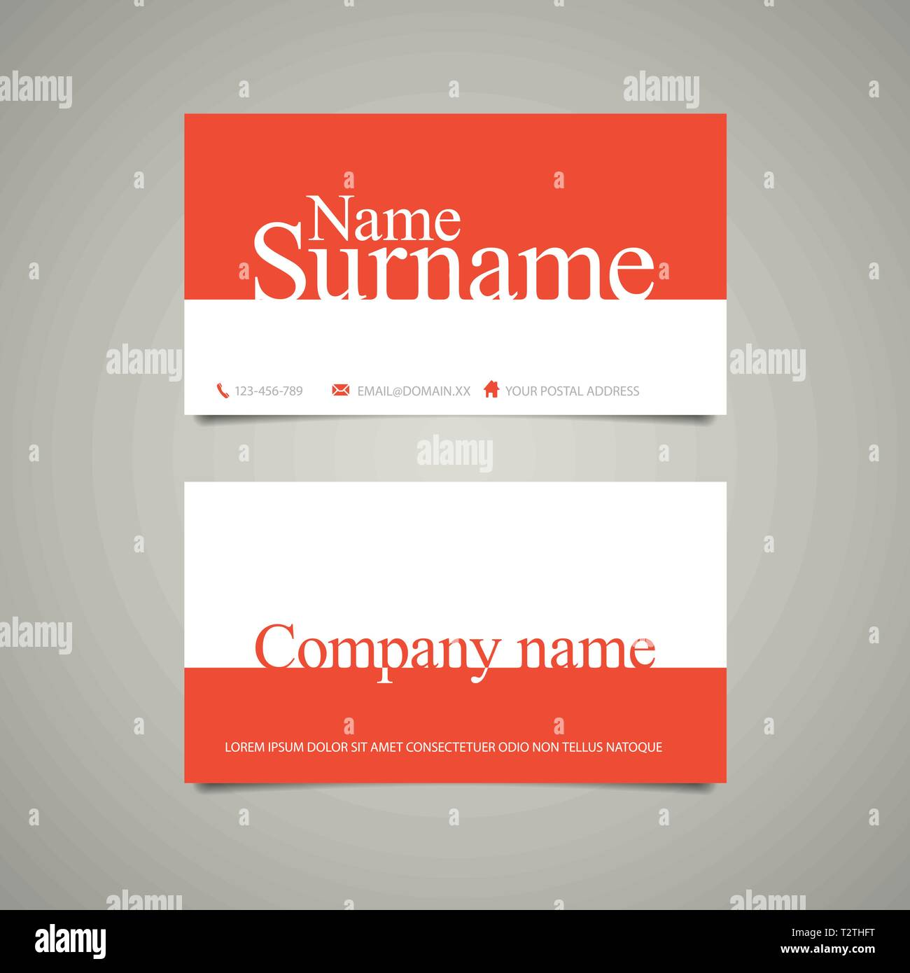 Vorname Familienname Stockfotos Vorname Familienname