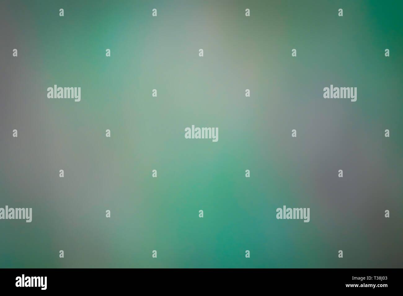 Illustrative Super blurry Grün Grau und Violett Hintergrund für einen Text in der Präsentation zu markieren. Stockbild