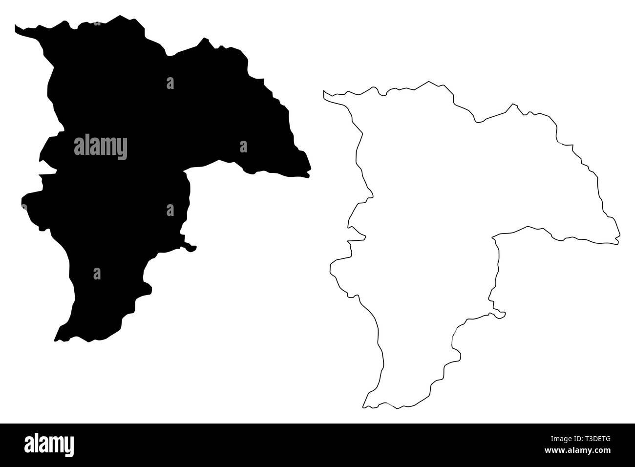 Karte Afghanistan Provinzen.Provinz Balkh Islamische Republik Afghanistan Provinzen