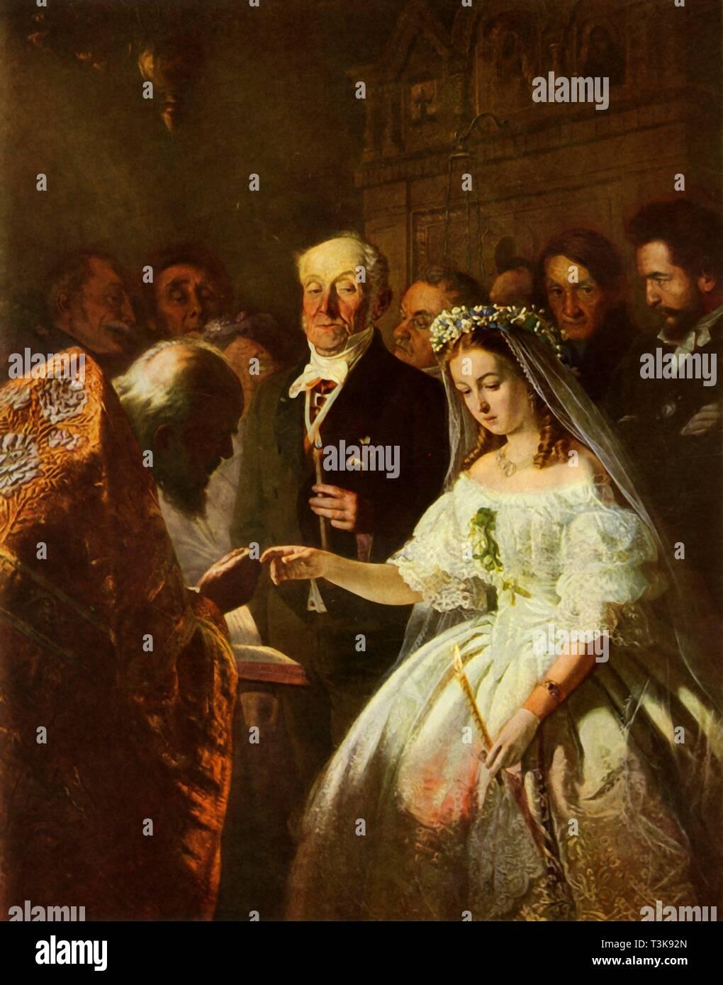 Dating eines Mannes in einer arrangierten Ehe
