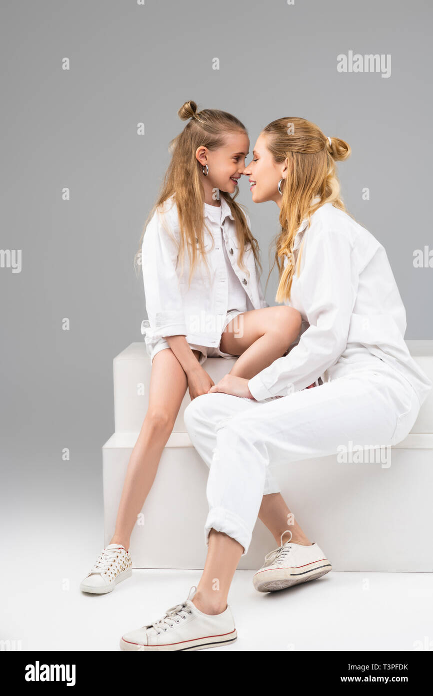 Schwester petting mit Margarita Gröbner