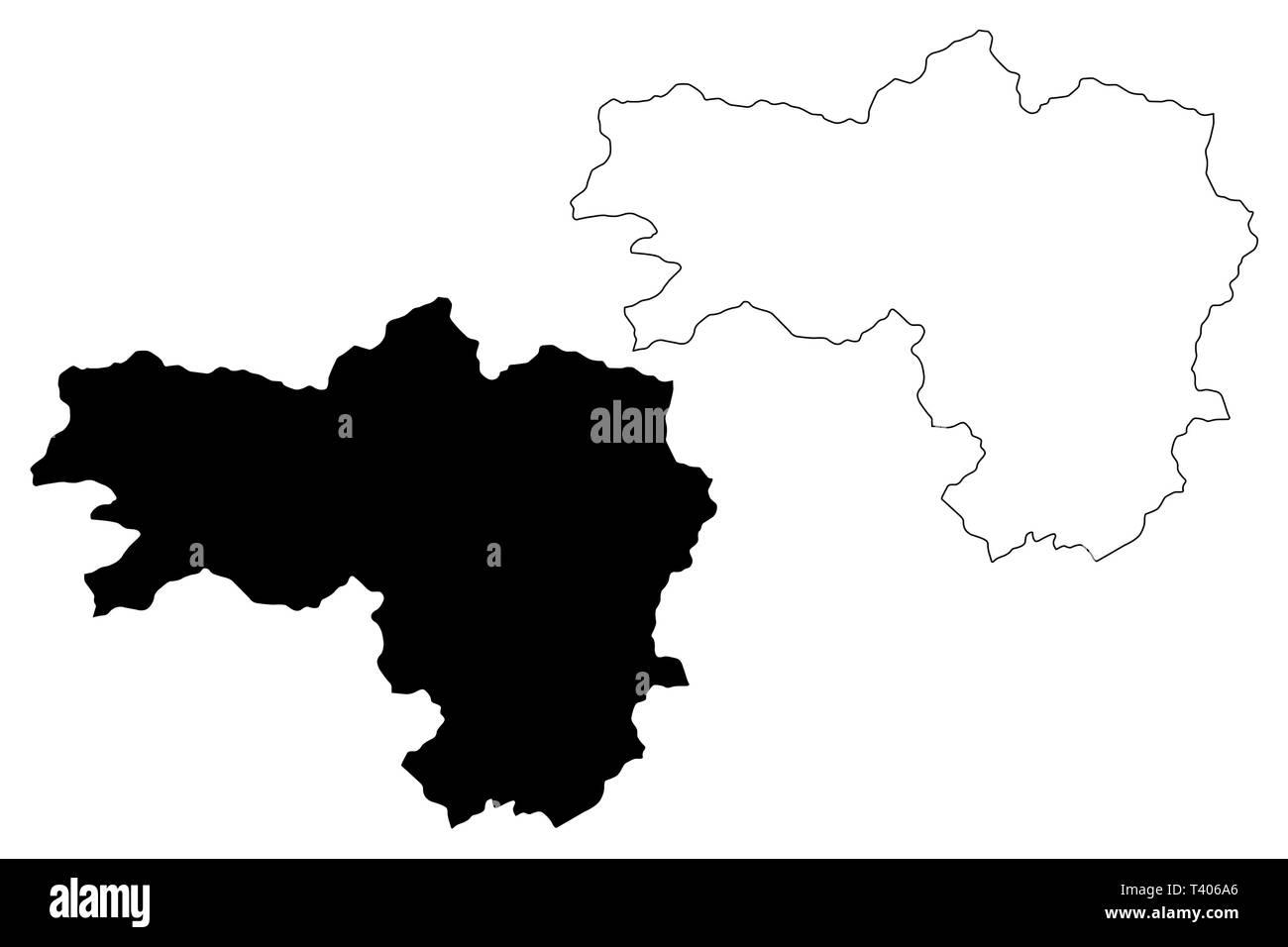 Karte Afghanistan Provinzen.Maidan Der Provinz Wardak Islamische Republik Afghanistan