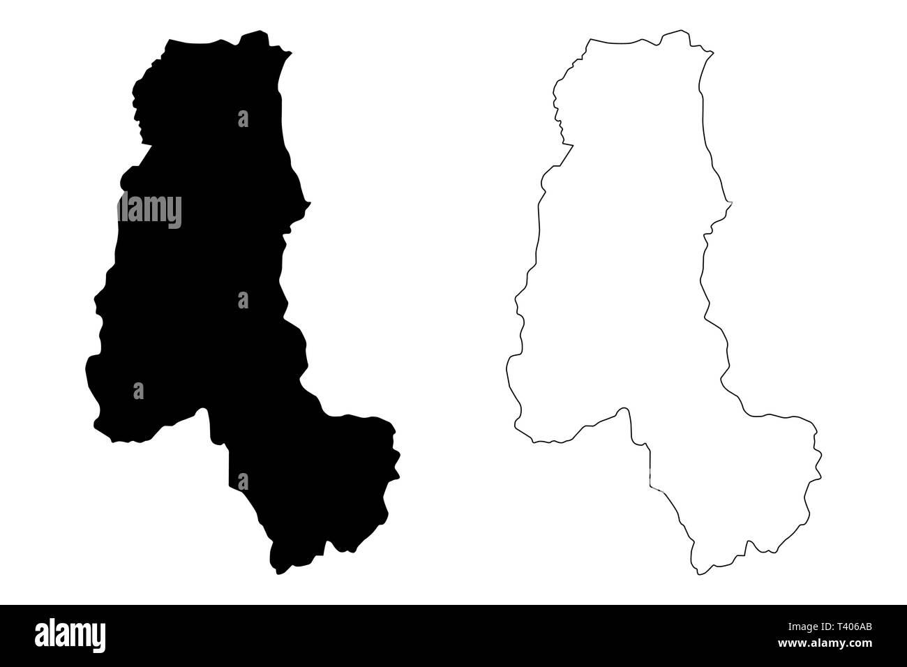 Karte Afghanistan Provinzen.Provinz Takhar Islamische Republik Afghanistan Provinzen