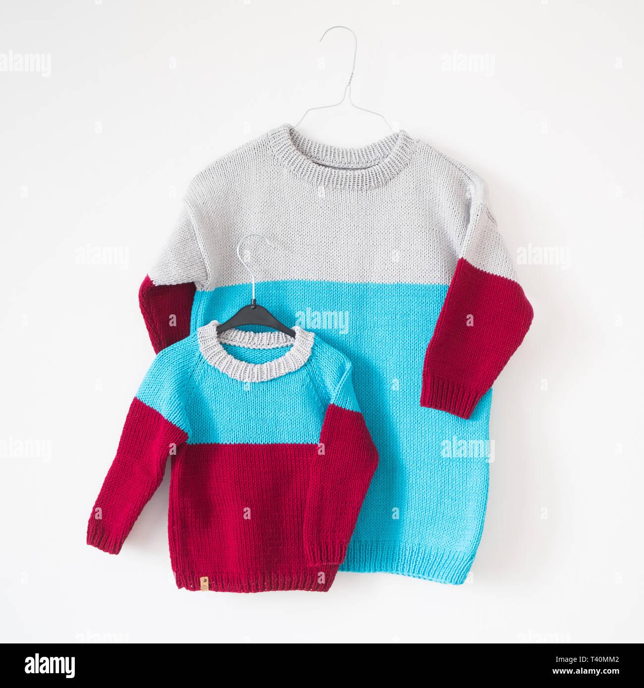 Knit Pullover Stockfotos & Knit Pullover Bilder Alamy
