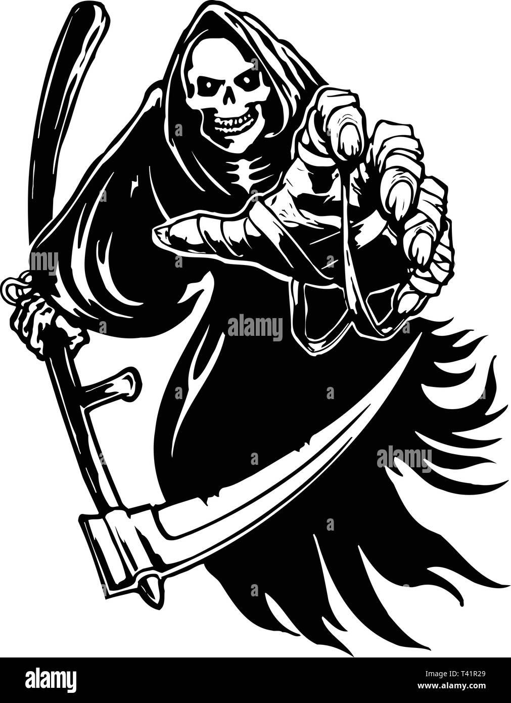 Grim Reaper Death Stockfotos & Grim Reaper Death Bilder Seite 2