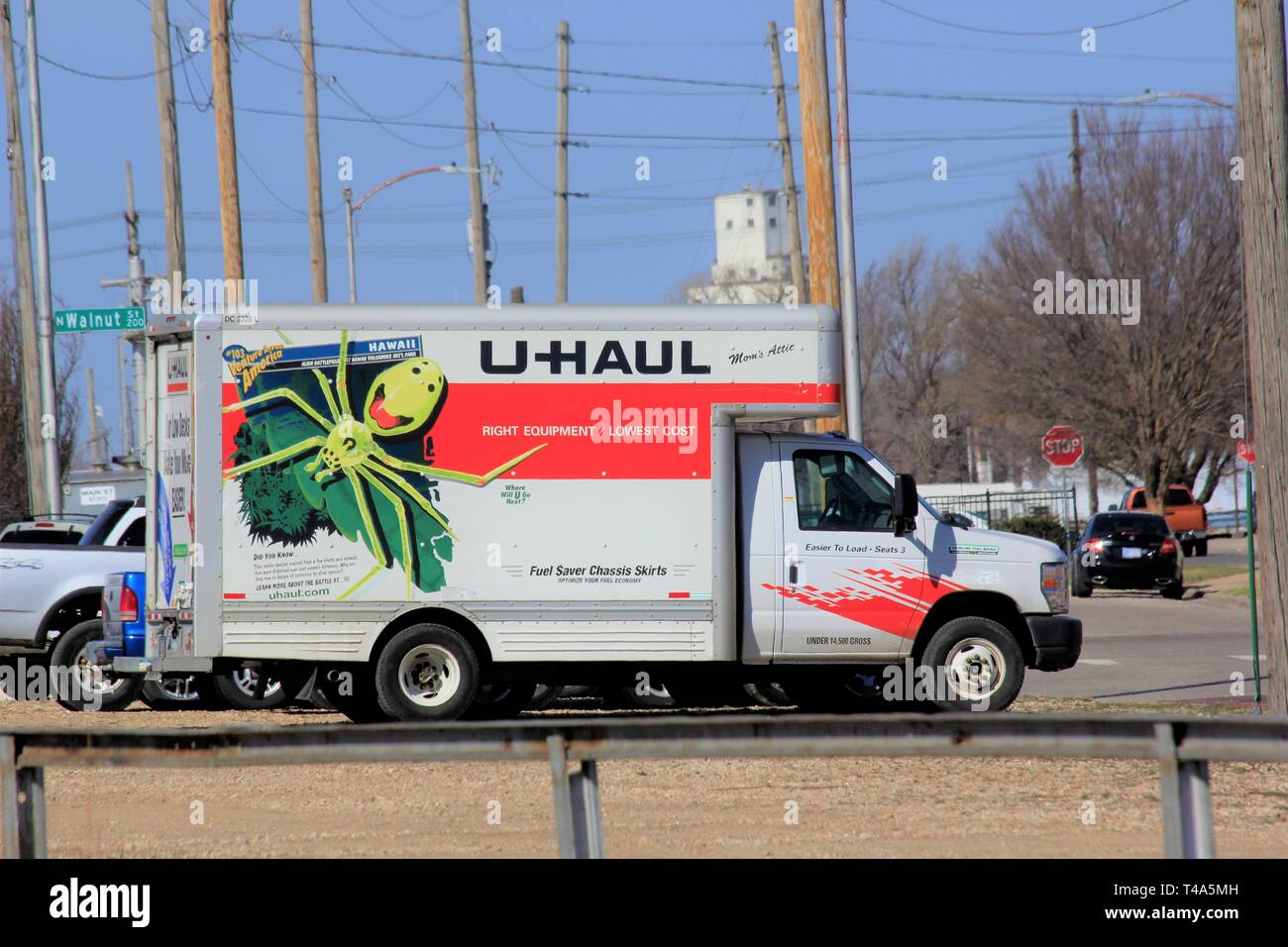 U Haul Truck Stockfotos & U Haul Truck Bilder Alamy