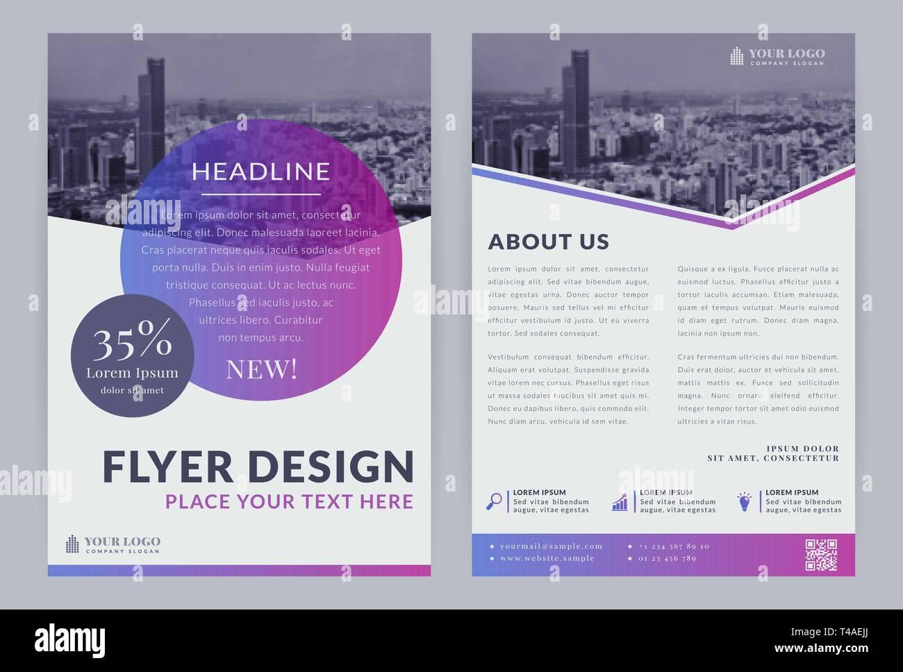 Flyer Vorlagen Download