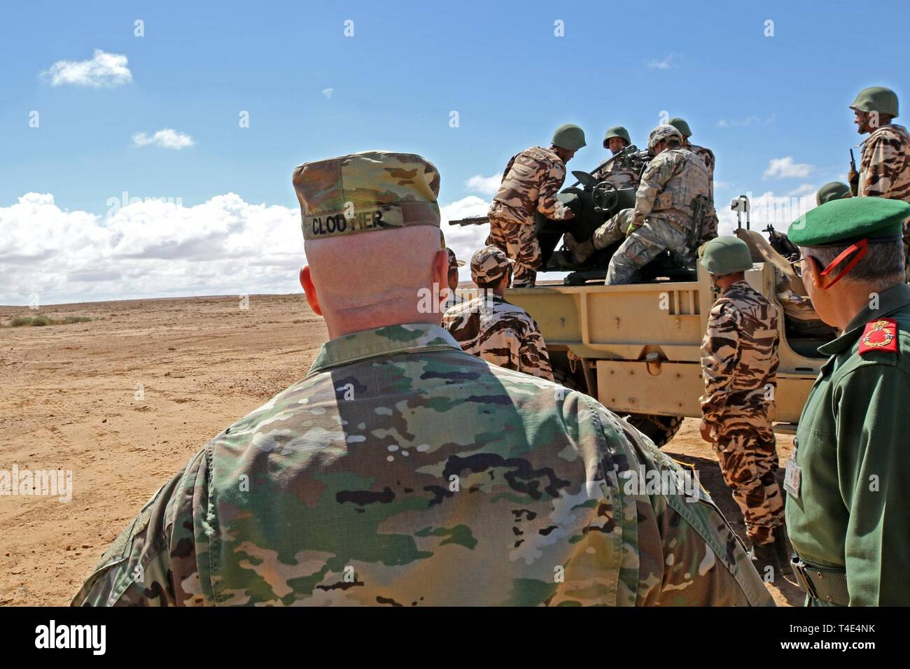 Britische Armee Kombinierte Operations Schulter Titel Blitze WW2 Uniform