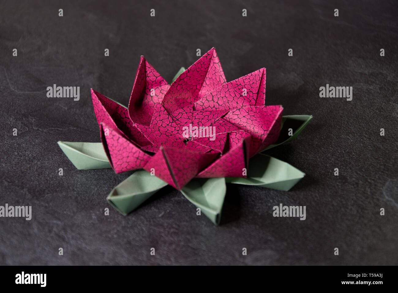 How to make 3d origami lotus - YouTube   957x1300