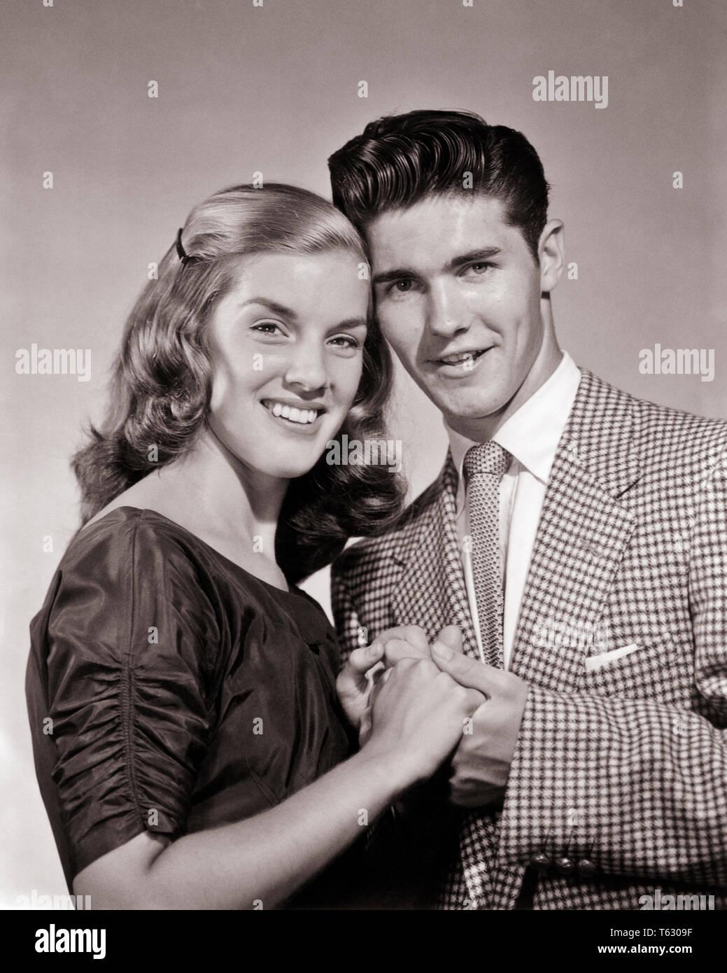 Frisuren manner 1950