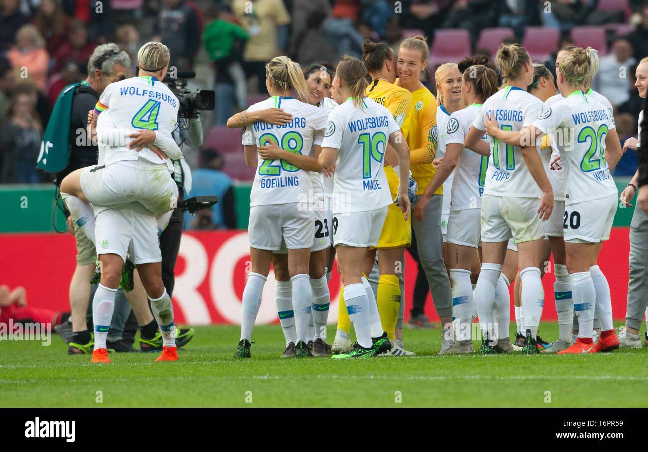 Koln Deutschland 1 Mai 2019 Frauen Fussball Wm Finale