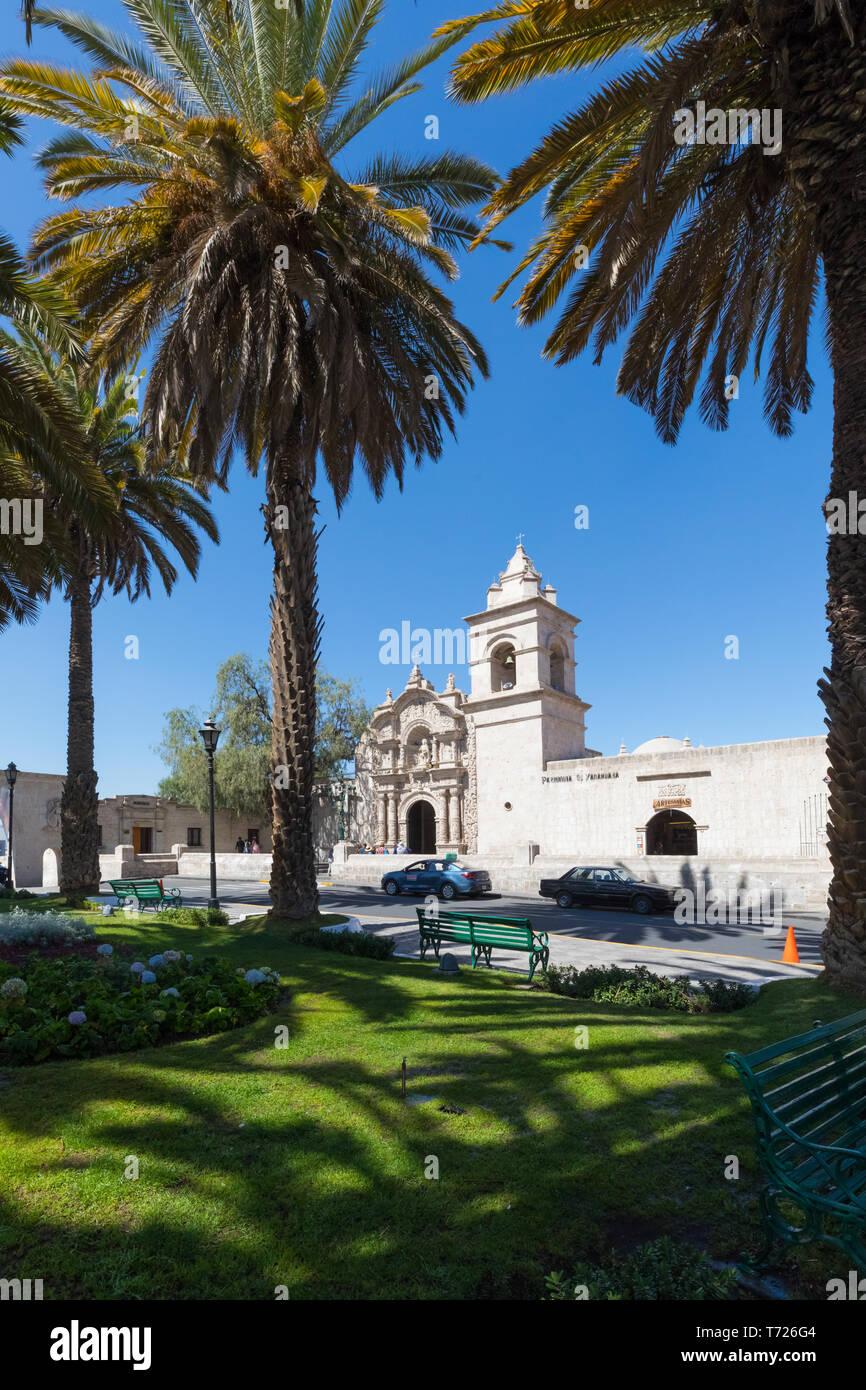 Datierung Arequipa