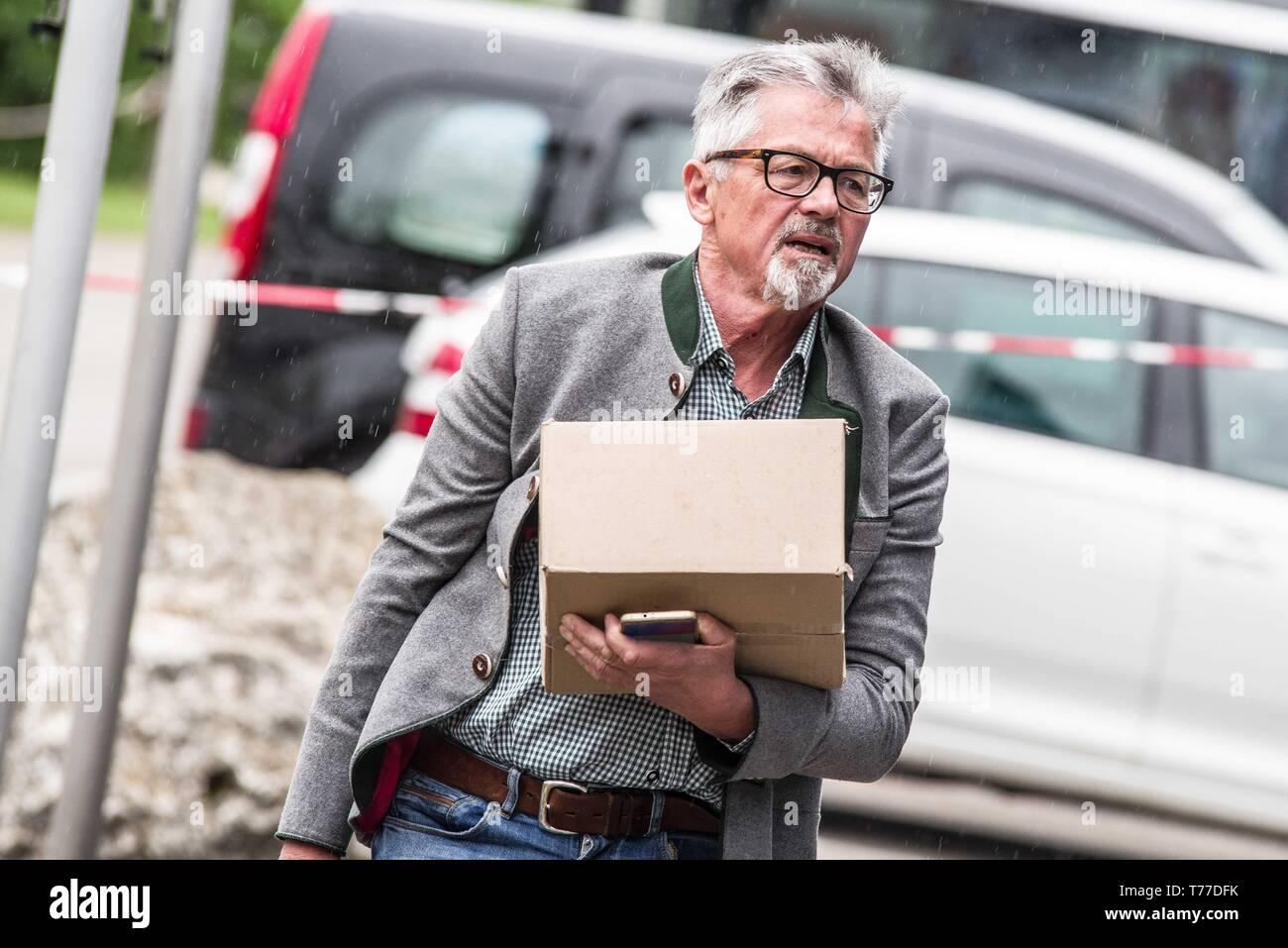 Greding, Bayern, Deutschland. 4. Mai, 2019. BERNHARD ZIMNIOK