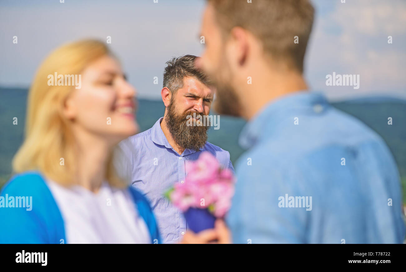 Was tun, wenn man sich mit jemandem anfreckt