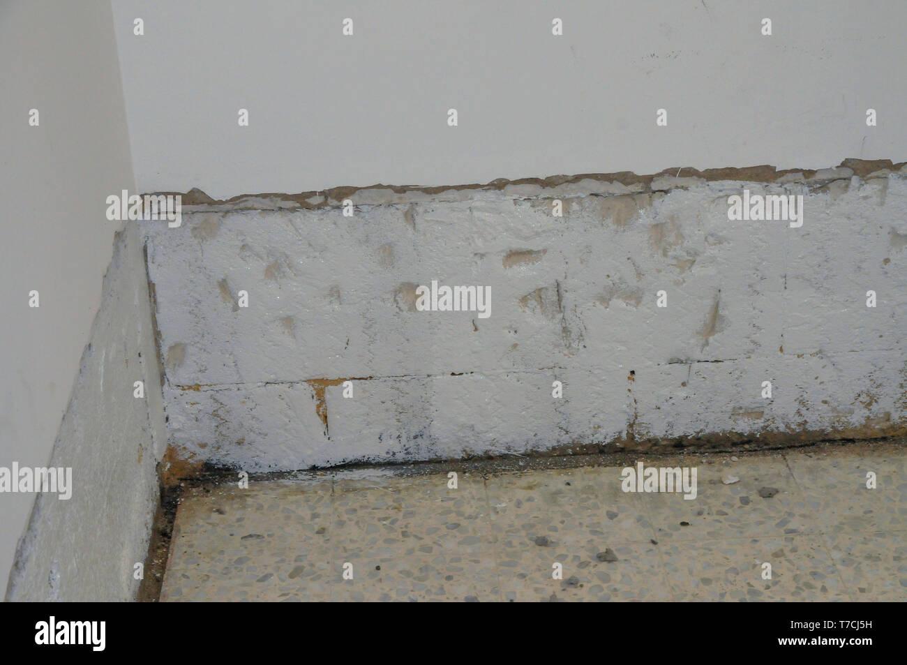 Ganz und zu Extrem Putz Einer Hauswand Stockfotos & Putz Einer Hauswand Bilder - Alamy #JQ_88