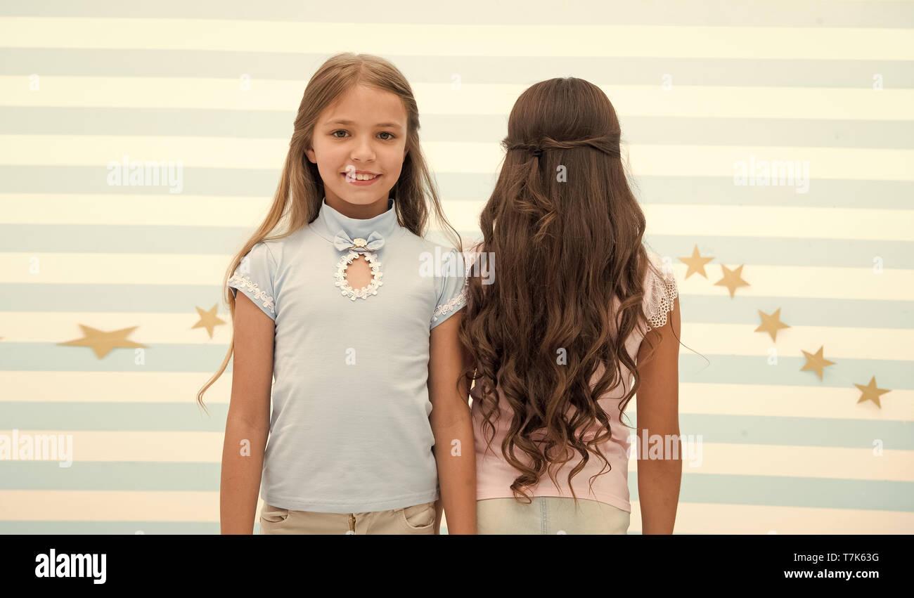Senioren-Mädchen datiert Friseur